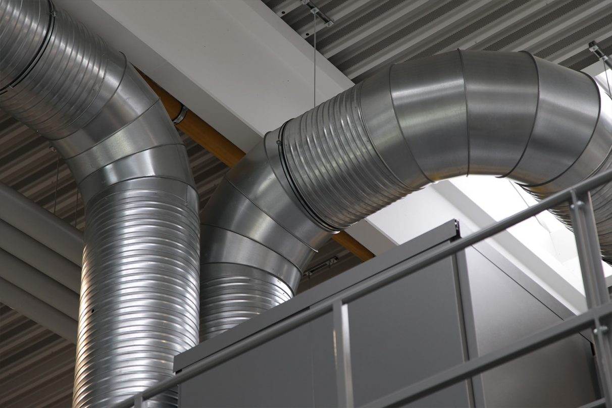 Ventilation Air Duct Cleaning
